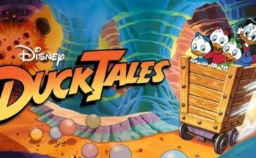 DuckTale Facts Cartoon