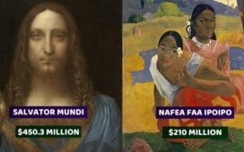 Expensive Paintings In The World