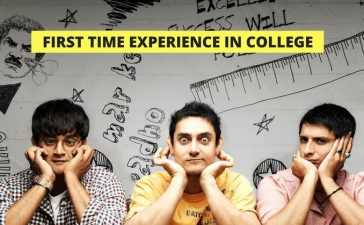 first time experience in college