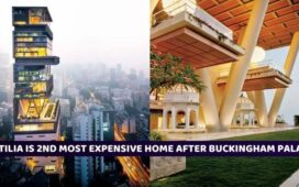Facts about Antilia