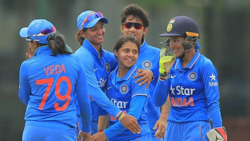 Female Cricketers