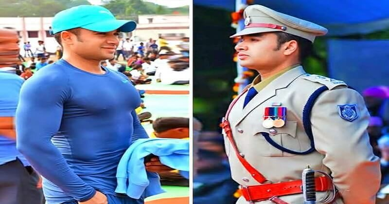Fittest IPS Officer