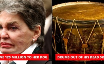 Drum of the dead will