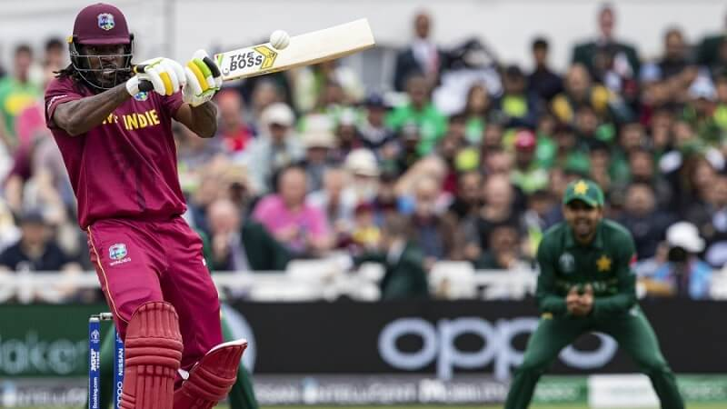 Match 2 West Indies vs Pakistan