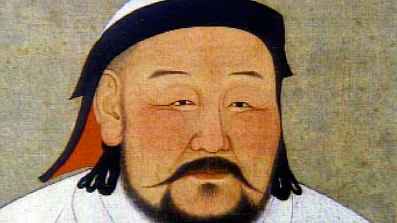 Genghis Khan Evil Men