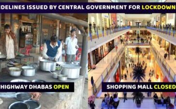 Guidelines Issued By Central Government For Lockdown 2.0