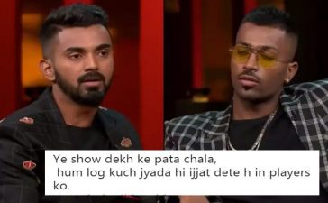 Hardik Padnya And KL Rahul