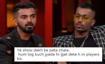 Hardik Padnya And KL Rahul