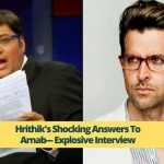 Arnab's Explosive Interview With Hrithik And His Answers Shocks You