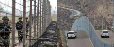 MOST DANGEROUS BORDERS IN THE WORLD