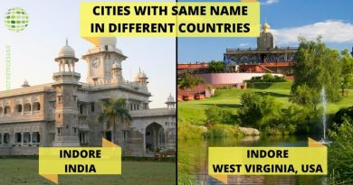 Indian Cities