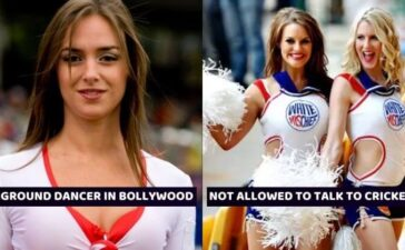 IPL Cheerleader Confession