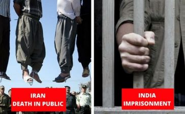 Punishments to Rapist in Different countries