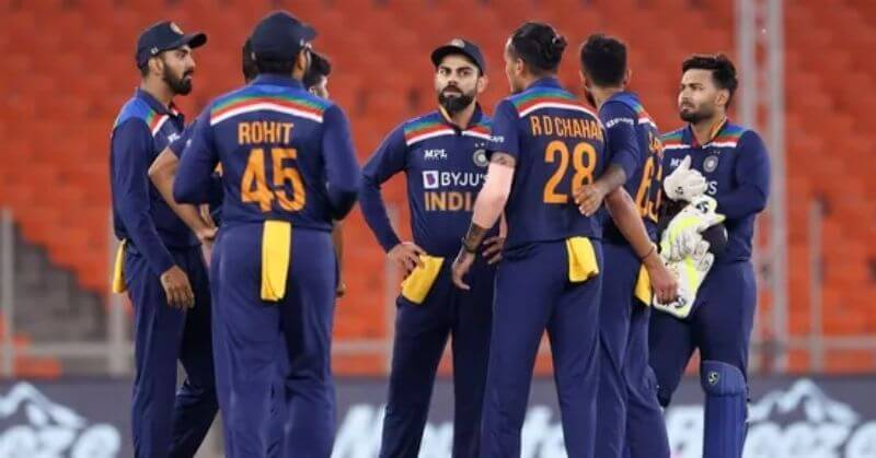 T20 World Cup India's Squad