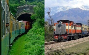 India's Toy Train Journey