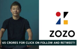 Japanese Billionaire Yusaku Maezawa