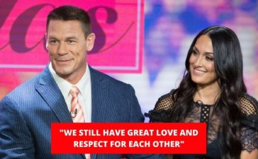 John Cena Splits with Nikki Bella