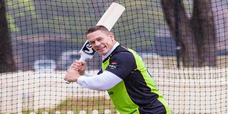 Upcoming Movies Screen John Cena