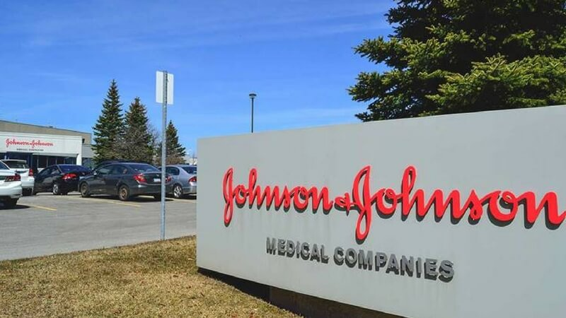 Johnson and Johnson Market