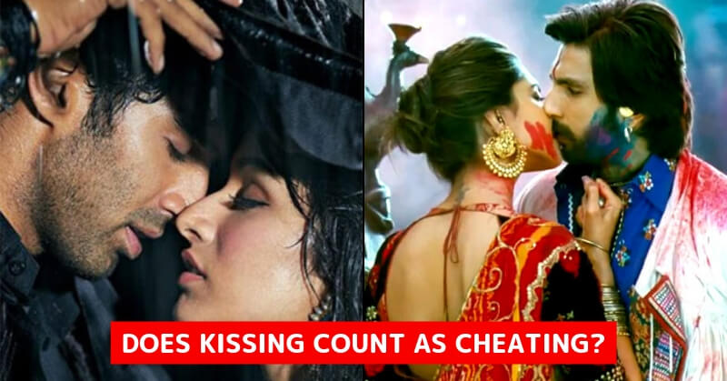Kissing Cheating
