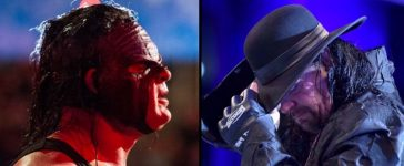 Kane and Undertaker unite again