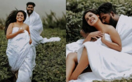 Kerala Couple Intimate Wedding Shoot