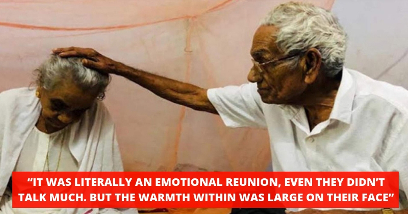 Kerala Couple Reunited