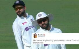 Virat Kohli Rohit Sharma Hilarious Reaction