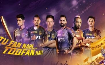 Kolkata Knight Riders Predicted XI Point Table
