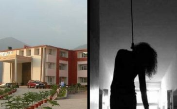 Suicide Attempt By college student