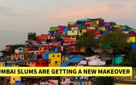 Asalpha Slum in mumbai gets a huge change over.