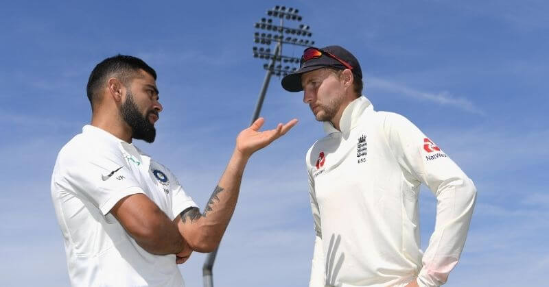 Manchester Test India vs England