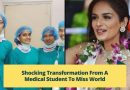 11 Pictures Which Shows How Manushi Chhillar Transformed Herself