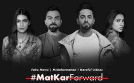 Mat Kar Forward Campaign
