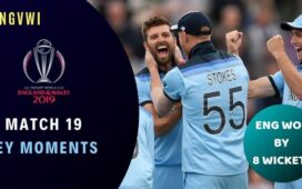 Match 19 England vs West Indies