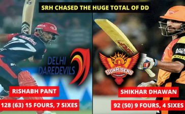 Match 42, DD VS SRH Cover