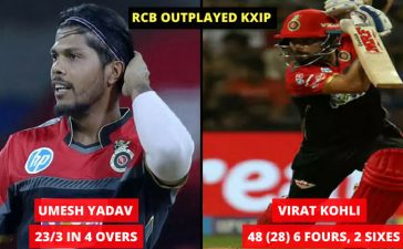 Match 48 RCB VS KXIP