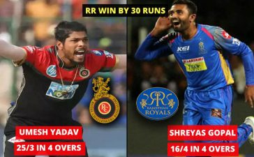 Match 53 RCB VS RR