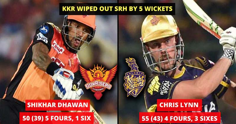 Match 54 SRH VS KKR