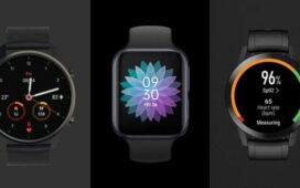 Mi Watch Revolve Vs Oppo Watch Vs Honor Magic Watch 2