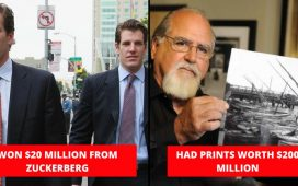 People who became millionaires overnight