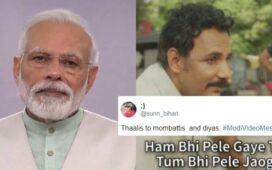Modi Video Message Memes