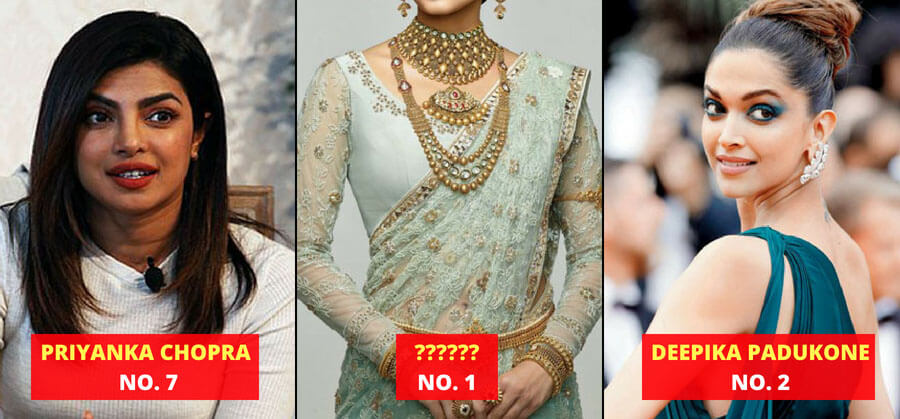 Most Desirable Woman List