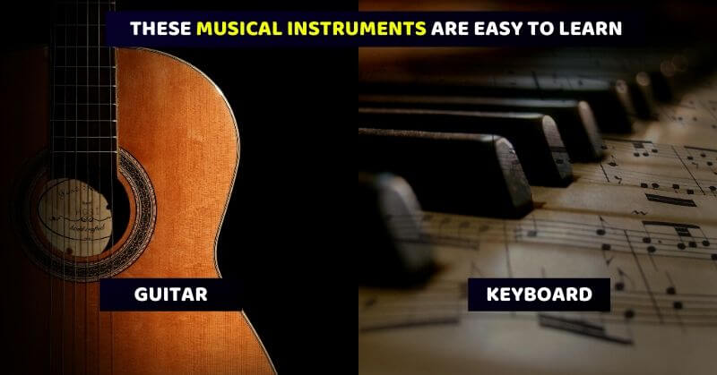 Musical Instuments that are easy to learn