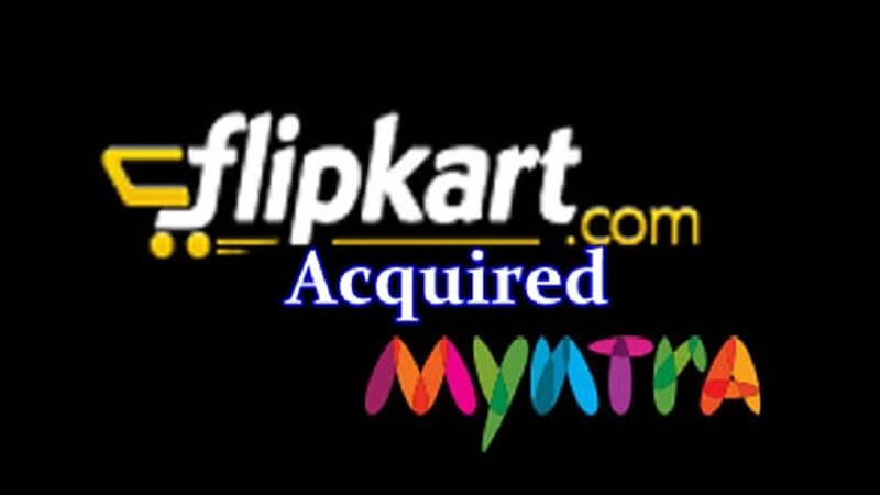 Myntra Shares After Flipkart Acquired It