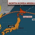 Furious North Korea Fires A Ballistic Missile Over Japan Again