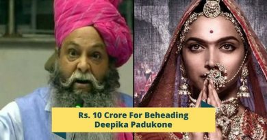 B-Town Celebs React Towards The Open Death Threats To Deepika