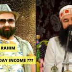 You Will Be Shocked To Know How Much Ram Rahim Earned Per day!