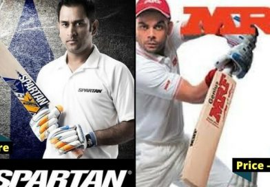 What Make Virat's And Dhoni's Bat So Special, Cost Will Amaze You