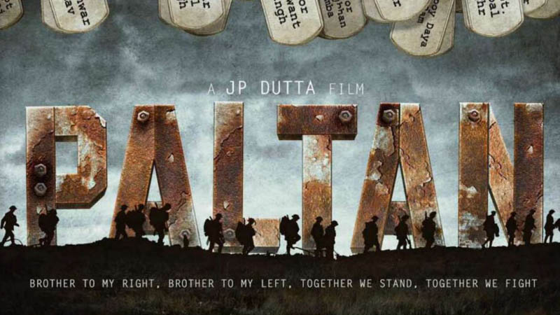 Paltan is the upcoming war film based on the Indo-China war